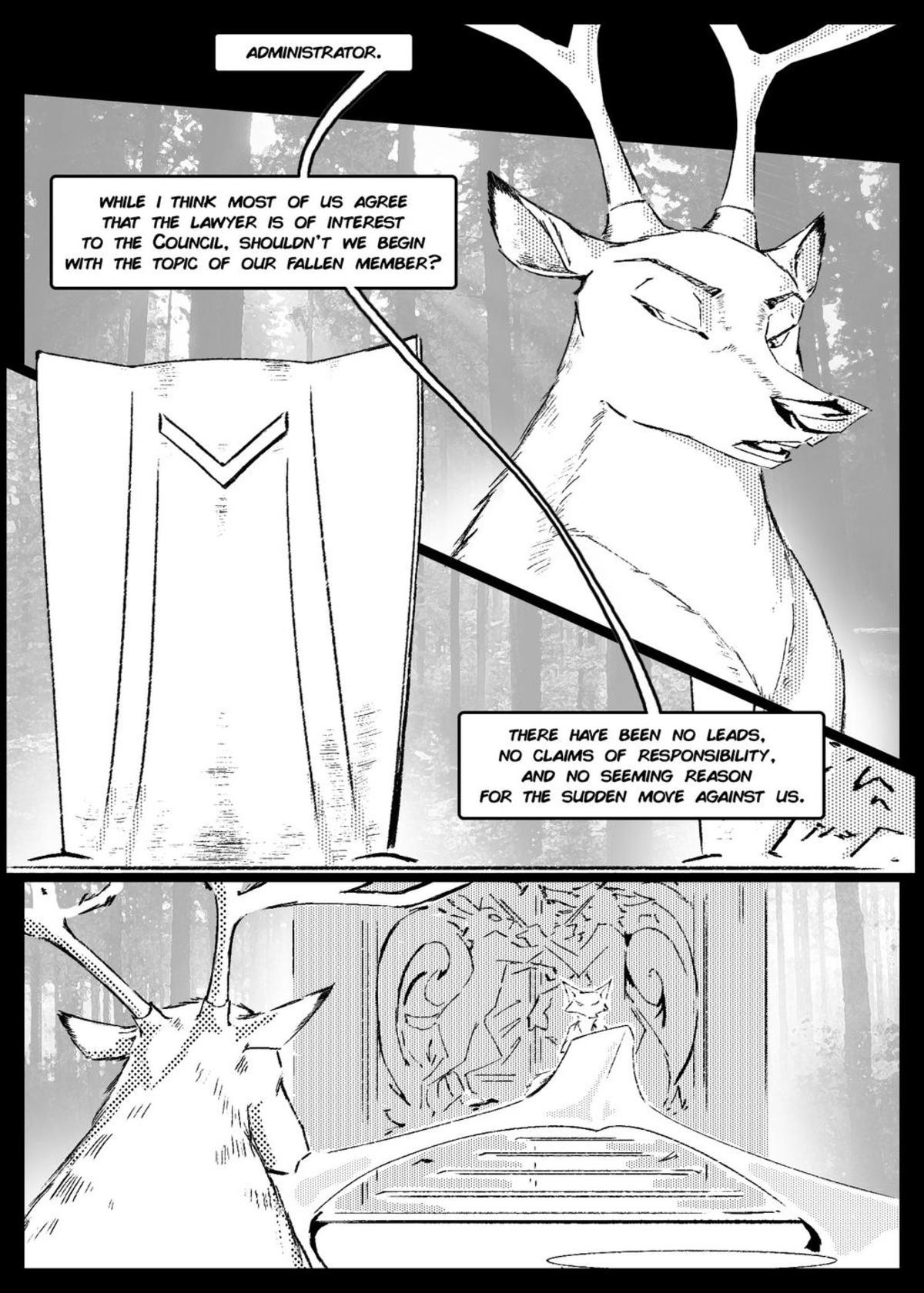 Sunderance 19. .. Wow this is old. so surprised more is being made. I like need to re read this series to even remember what has happenedComment edited at .