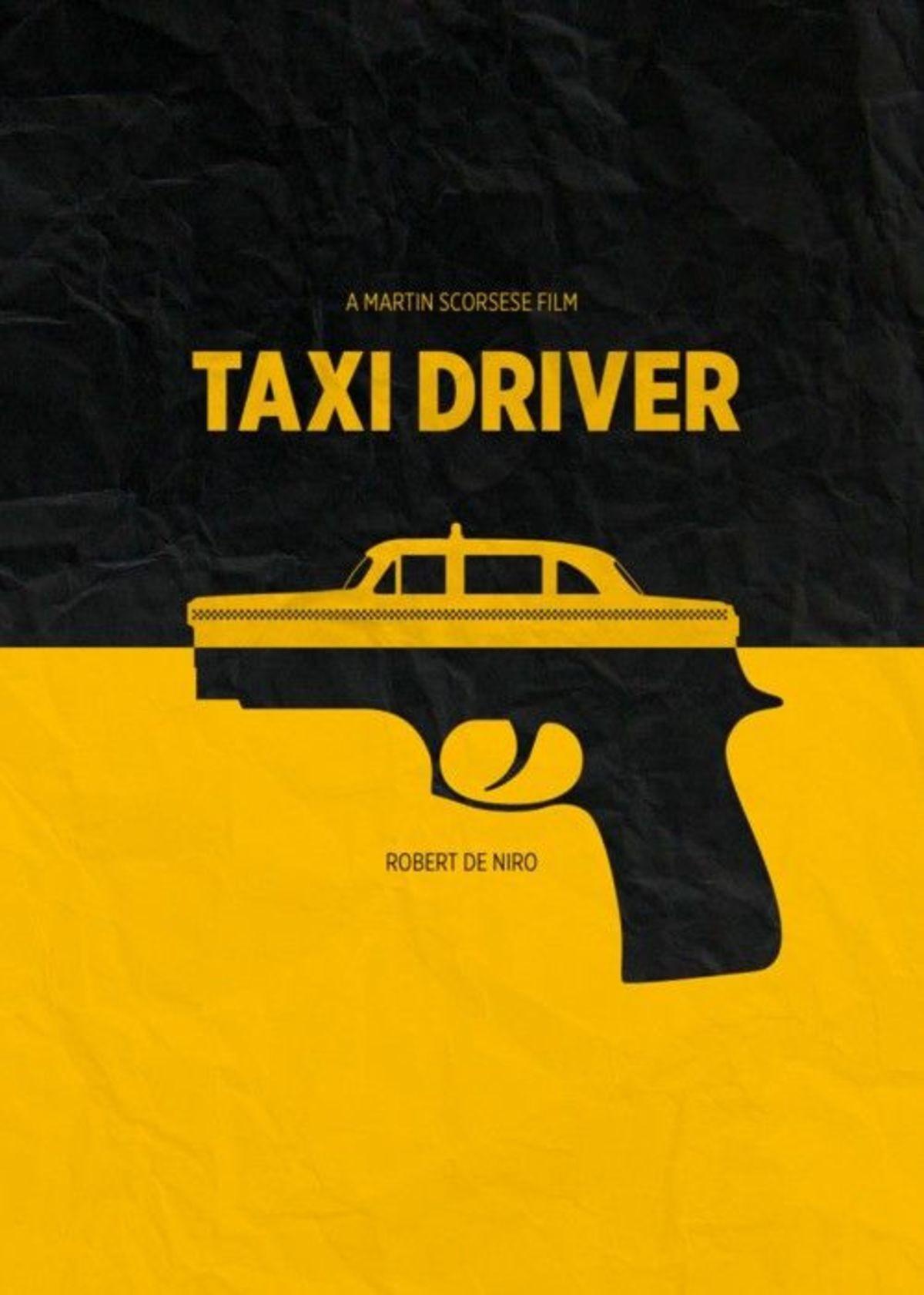 Taxi Driver. .