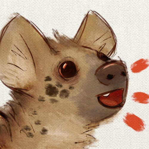That Darn Hyena . Edition 139 of Furry Art You Could Show Your Friends. (I asked rkt if I could post this on CC and he said ye) Anywho, this week'