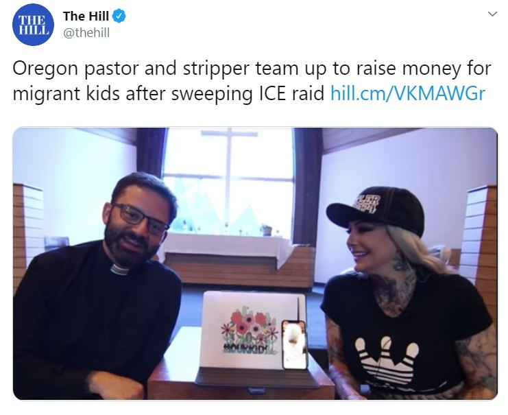 The Absolute State of Coastal Churches. Imagine throwing away all the basic decency, respect and values your religion has just to virtue signal with some slut.. Leftist Christians aren't real Christians.