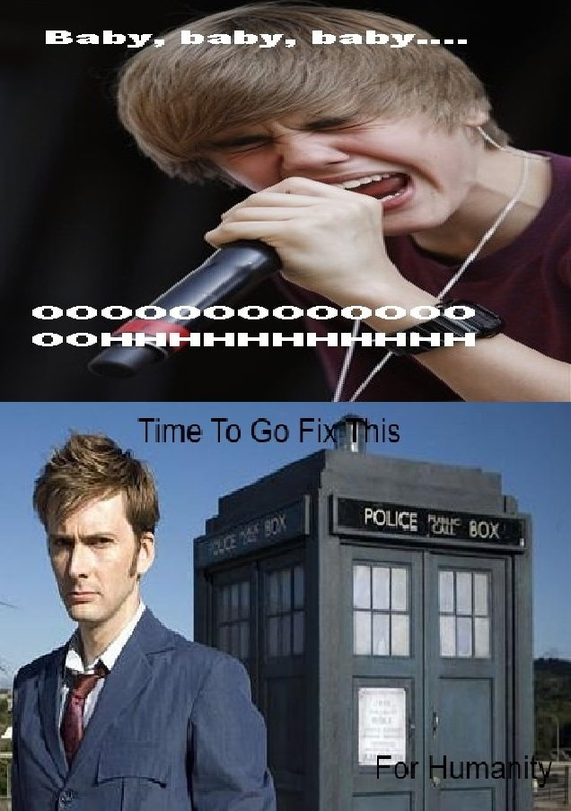 The Doctor Would Help Us All. . Ave. stop beating the dead horse...