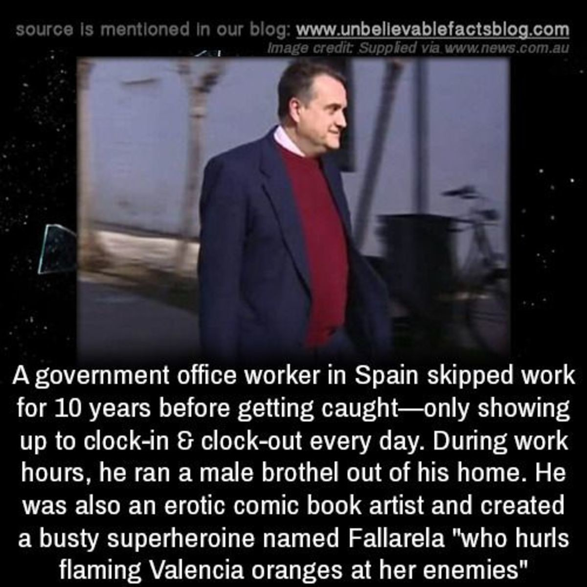 The Dream Life. .. the ideal government worker