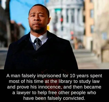 """The Lawyer"". .. This man, i like this man."