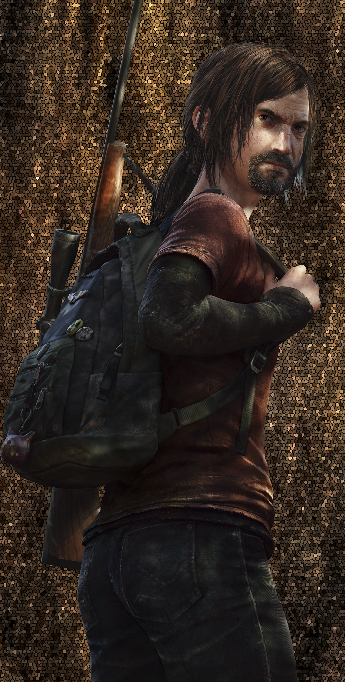 The most disturbing faceswap!. .. I really enjoyed the segment where you got to play as Ellie.