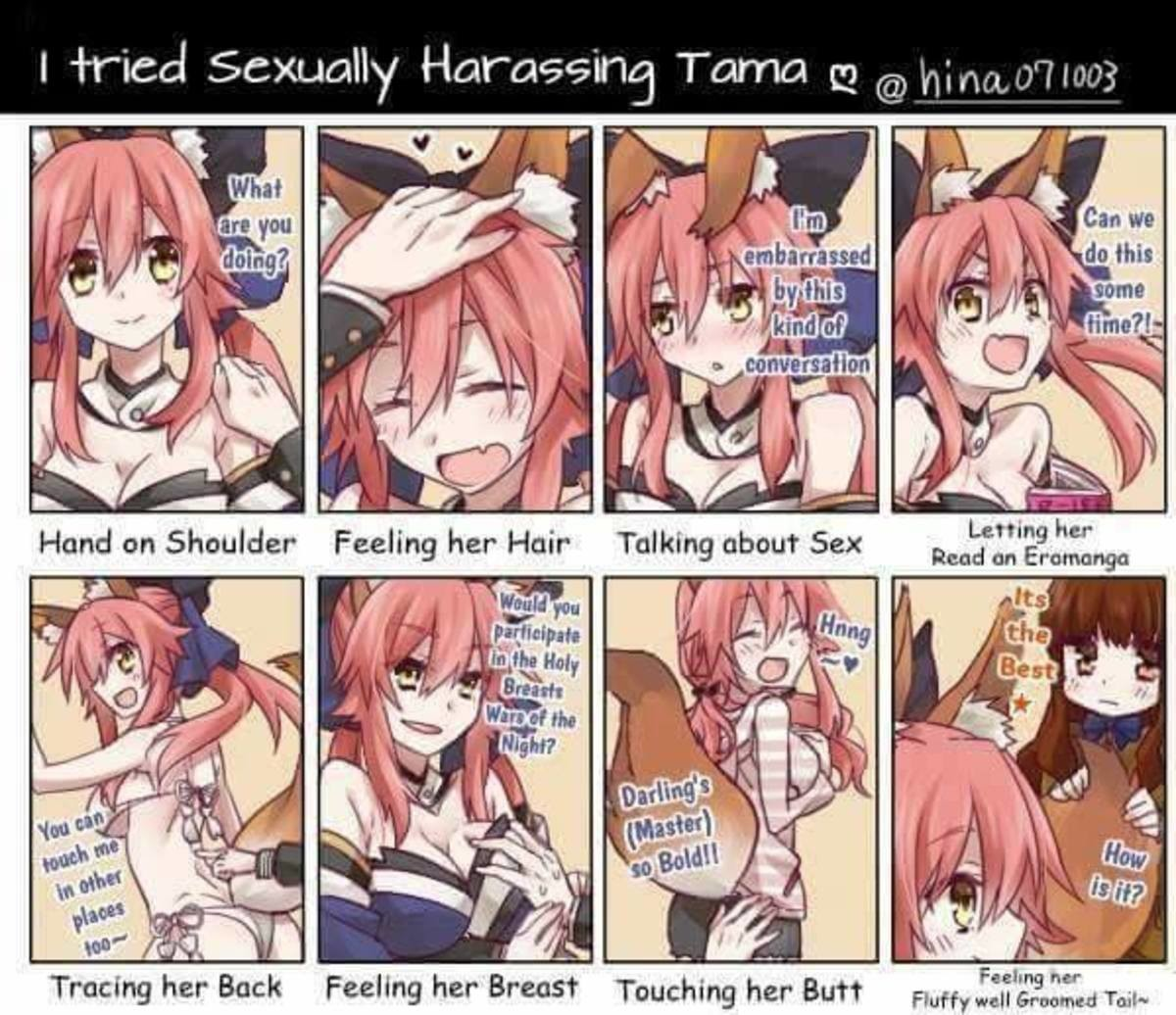 Too Cute To Lewd. my first rare servant join list: MonMusuManiacs (1573 subs)Mention History join list:. Touch fluffy tail. join list: RandomFJLesFindsMention History