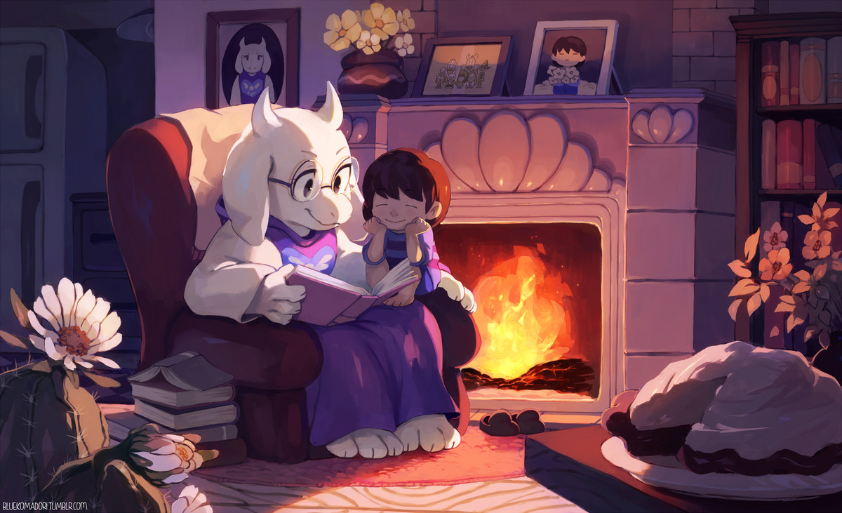 Toriel Comp #2. Trying out different post times join list: GoatMomLove (59 subs)Mention History.. Best mom