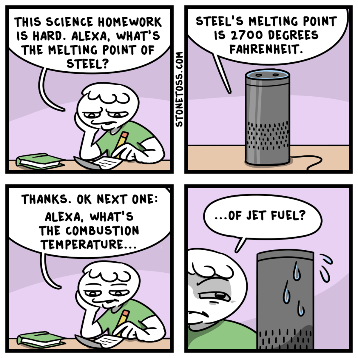 Tower of Cards. http://stonetoss.com/comic/tower-of-cards/.. oh boy, here we go again