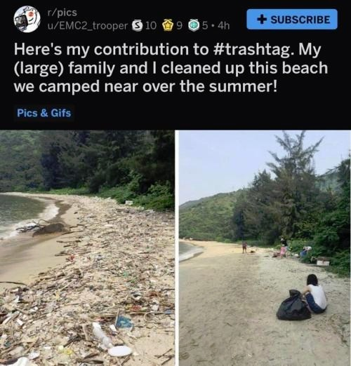 Trashtag. join list: HappyThoughts (1555 subs)Mention History.. oh everyone is going to get ofa