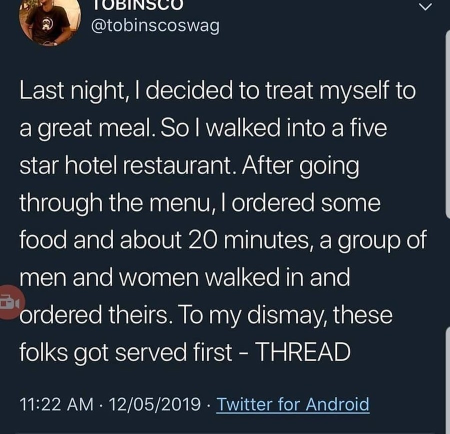 treat yourself. .. This would be a whole lot more wholesome if this wank wasn't some entitled sounding wank that instantly thought they were getting mocked because their stuff did