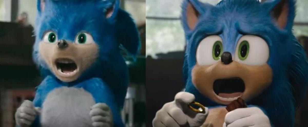 Turns out complaining does work.. 2019's best redemption arc?.. Assuming they didn't just make a really version of sonic as a PR stunt just so they can generate more hype with a better trailer later, yeah this is definitely