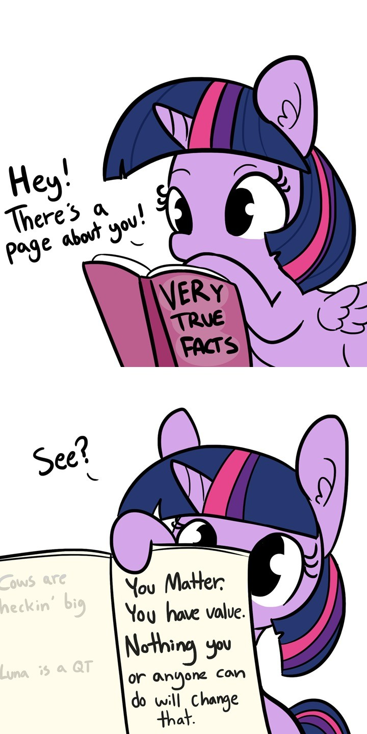 Twilight. .. You're right! Off to fire bomb an orphanage!
