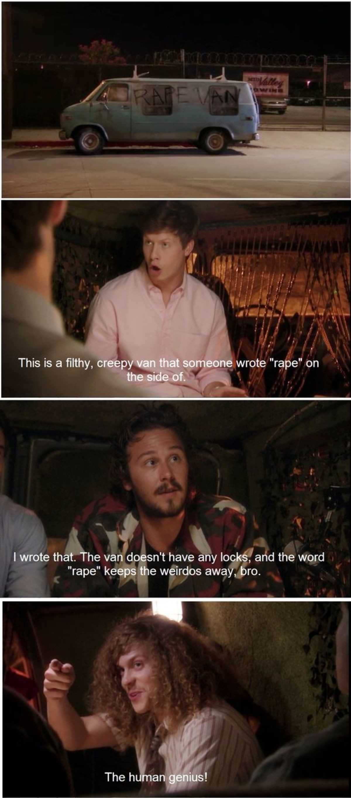 vegetative alluring Tiger. .. Workaholics is a hella decent show