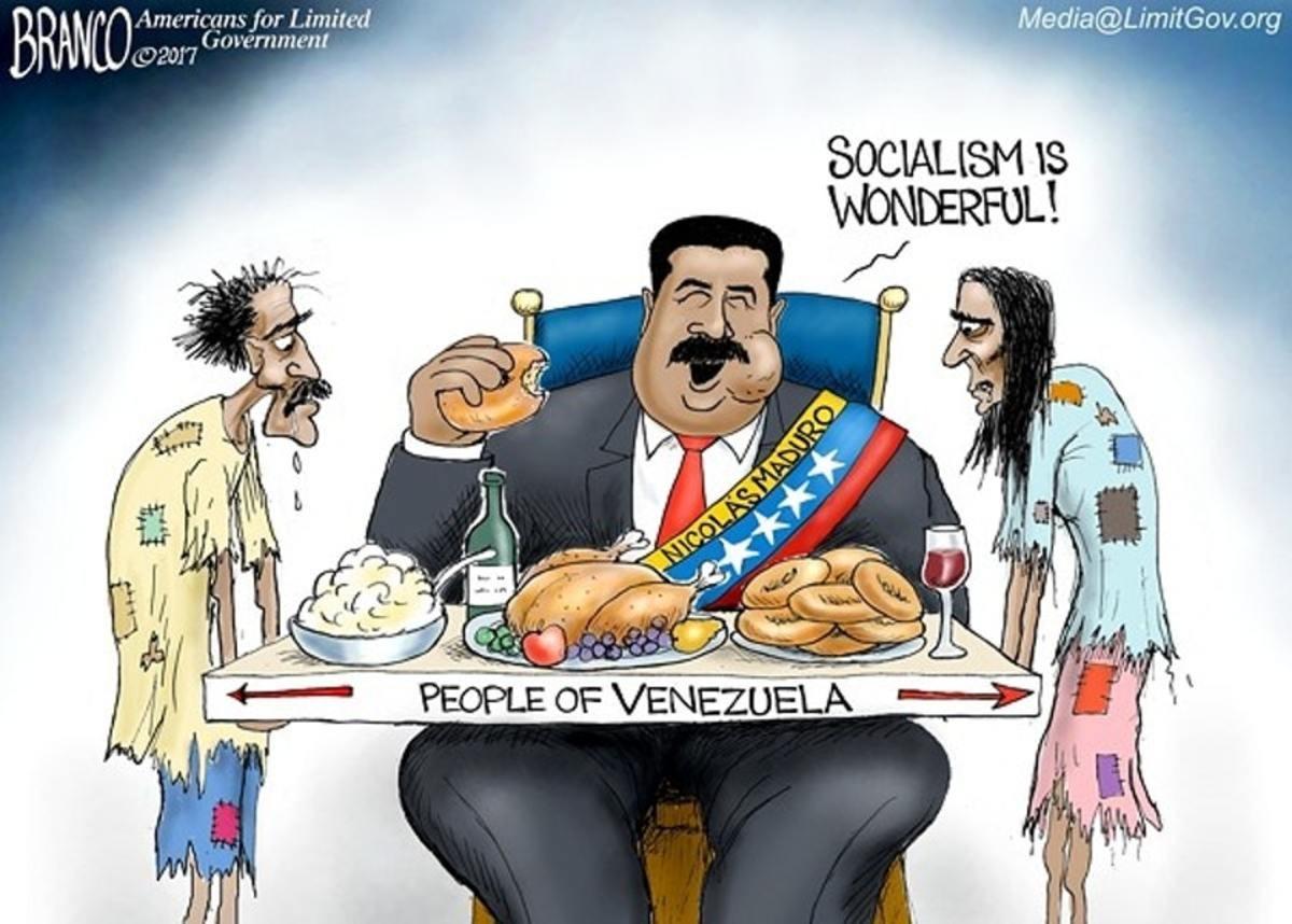 Venezuela. .. Chain trade war LETS DO THIS