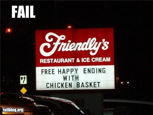 VERY Friendly. Family- style restaurant for adults.. FREE HAPPY ENDING WITH