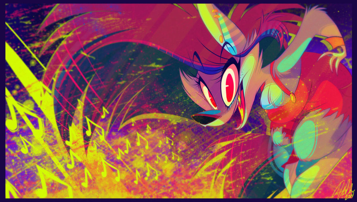 vivziepop . Edition 84 of Furry Art You Can Show Your Friends. Today's featured artist is Vivienne Medrano, aka Vivziepop, an animator and comic ar