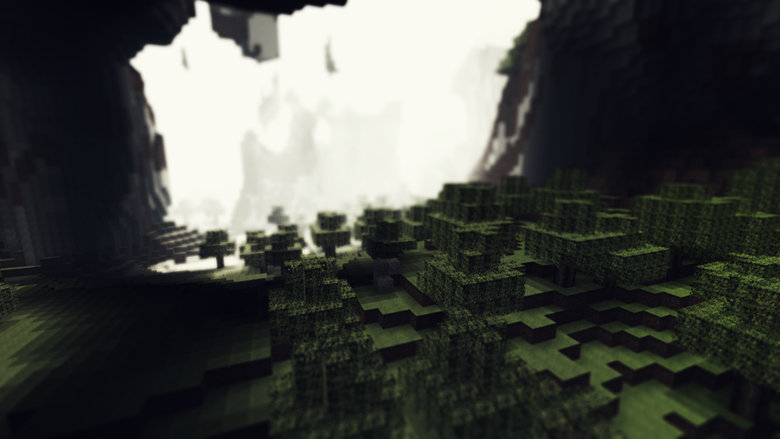 Wallpaper I used for a while. Check desc. So I've been looking for some good Minecraft texture packs, but haven't found any I've really liked. Most of Funnyjunk