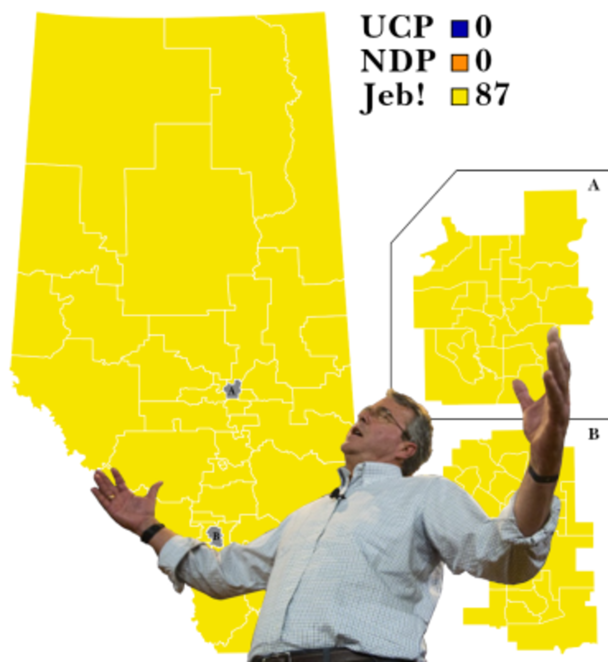 WE DID IT BOYS THE NDP IS OUT!!!!!!. .. Plz explan