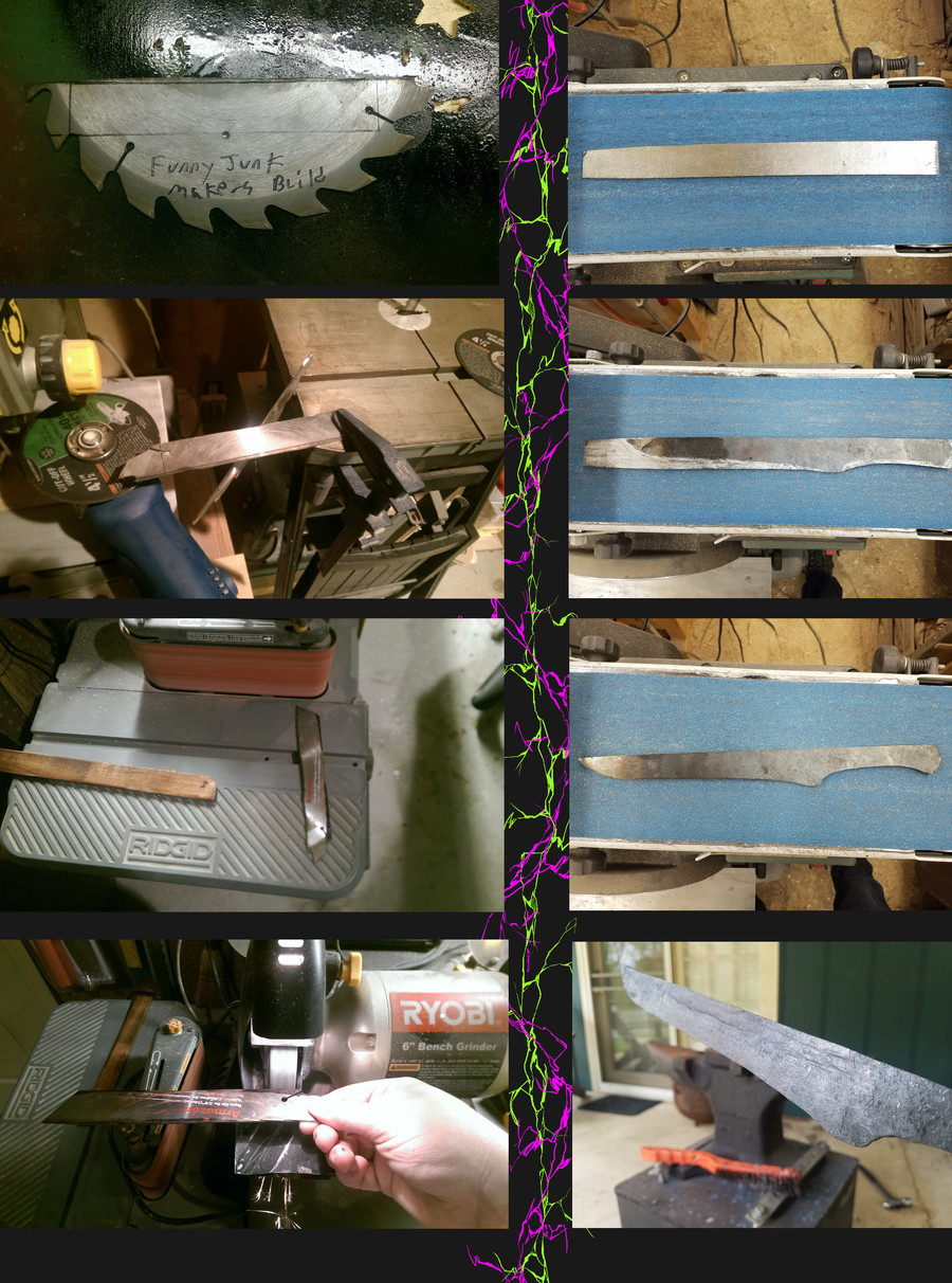 WEEB-KNIFE EXTRAVAGANZA!. WOAH DUDE, WHAT'S ALL THIS NOW!? AN FJ-MAKERS-BUILD SPECIAL WEEB-KNIFE EXTRAVAGANZA!? join list: englmanOC (673 subs)Mention Clicks: 1