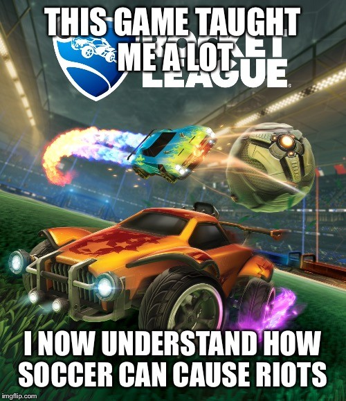 What a save!. I've never shouted at a game before, not even dark souls. But this addictingly sexy ball on cute car action makes me angrier than Donald Trump see