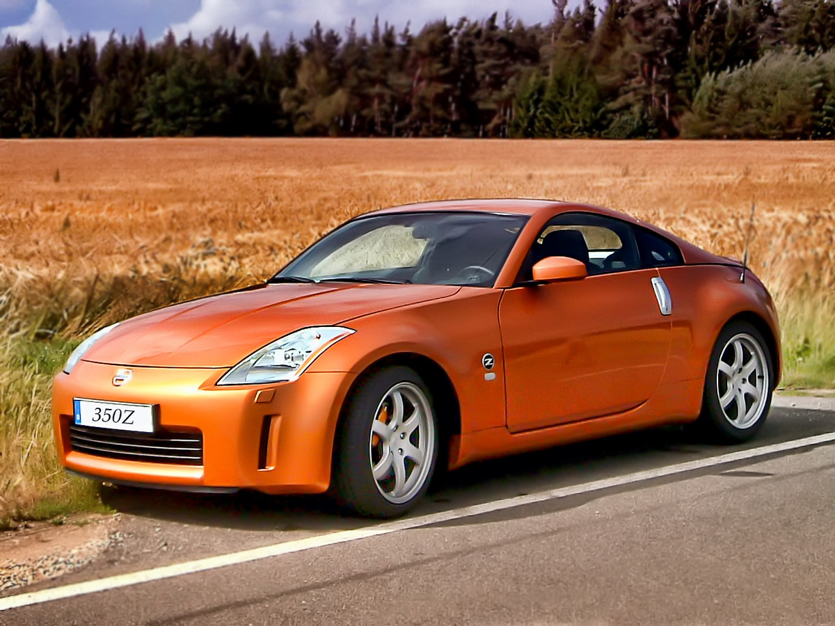 What is Funnyjunk's dream car?. I am in love with the 350z. The 370z is nice, but just doesn't do it for me like the ol' Fairlady. No NISMO model either, just t