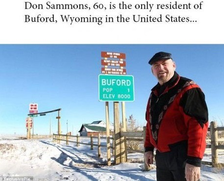 """""""Whenever you feel alone, remember Don…"""". .. Does he get a government salary as mayor?"""