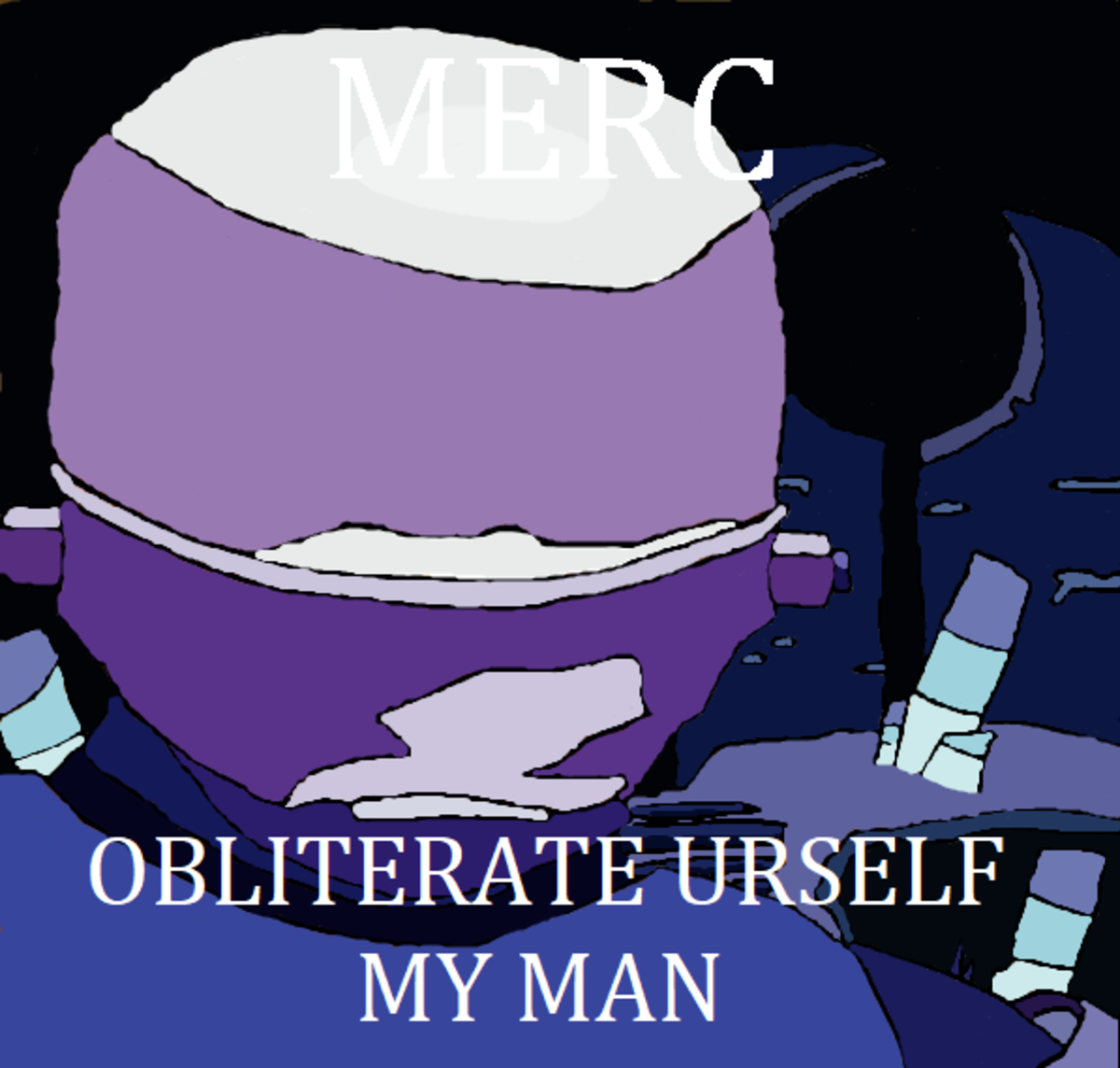 Where my merc mains at?. artificer is https://vocaroo.com/i/s1CSGyNOQtP8 Ain't me btw just found it on the risk of rain thread.. Merc is for weebsComment edited at .