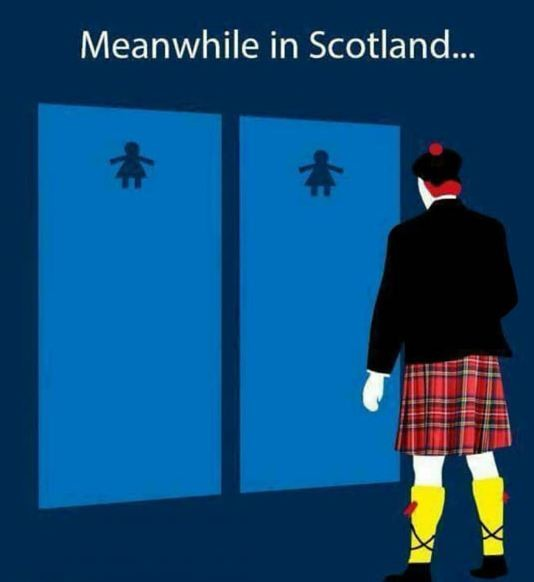 where to go. . Meanwhile in Scotland.... post_when_scotland_becomes_ 4