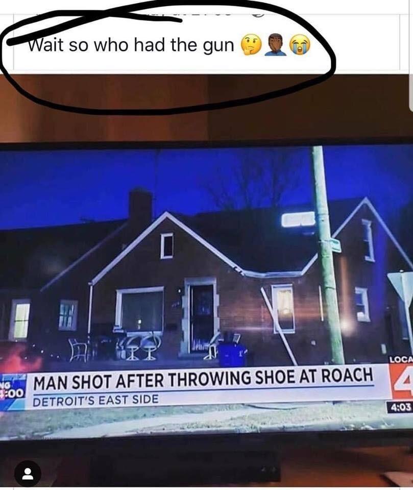 who was gun. .. The Turk.
