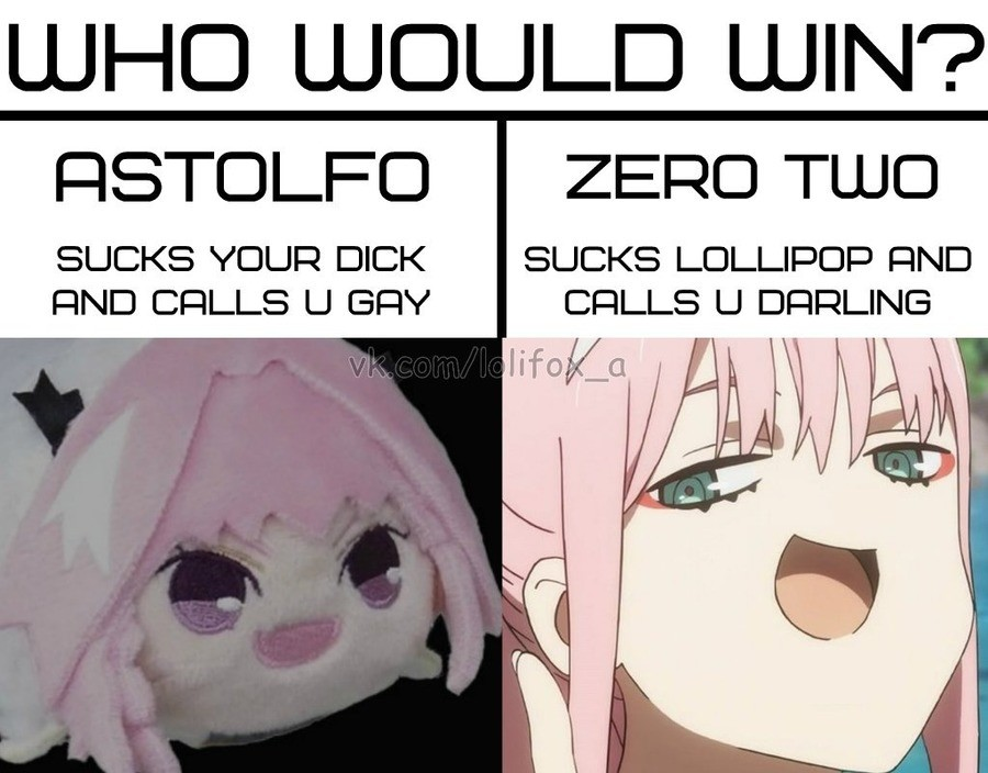 Who would win?. . FCJ ) Two SUCKS YOUR DICK SUCKS l_ CJA_ I_ :' -'DID FIND. One is touching me without my consent