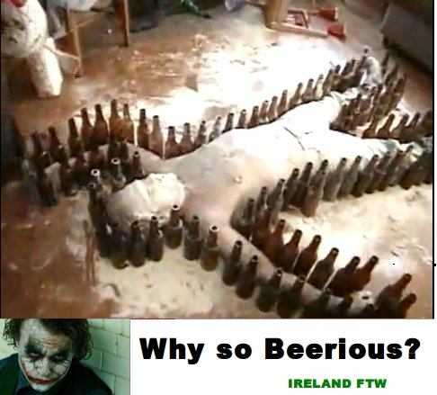 Why So Beerious?. Description.