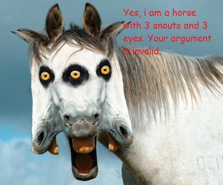 wierd horse. thought this might be funny, so i posted it..