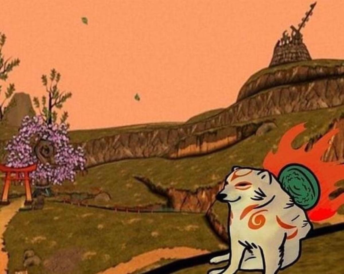 Would you play this game?. .. Okami is good