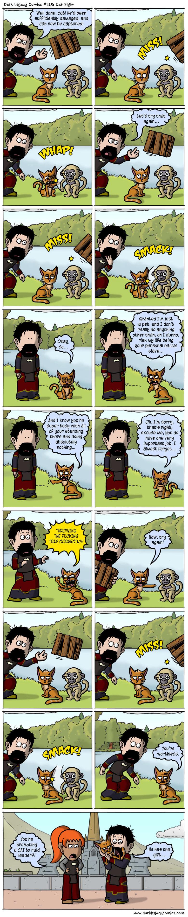 wow pet battles. source: darklegacycomics.com.