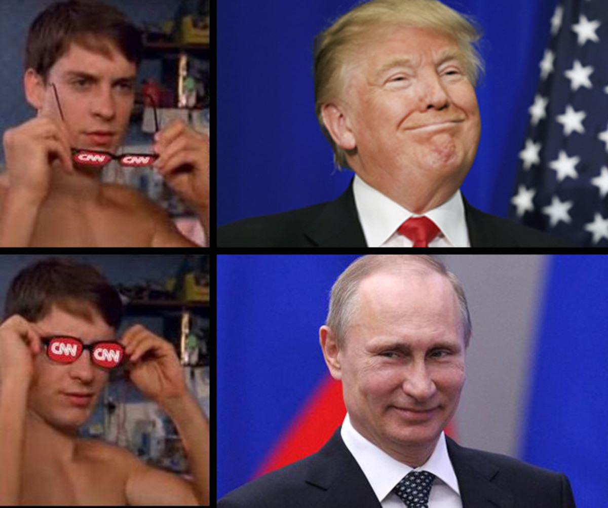 You are fake glasses. .