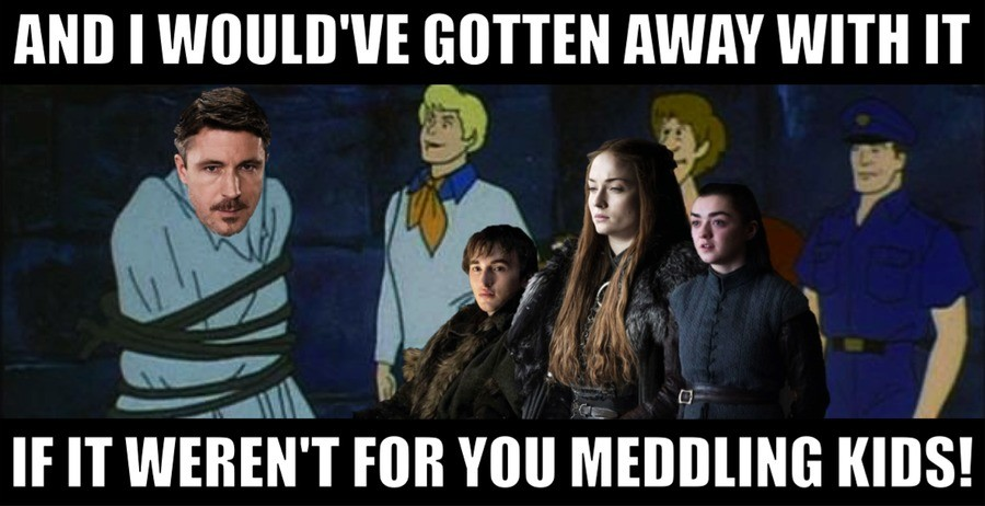 You Just Lost the Game!. The Starks are definitely the bosses.. AND I ' ile GRITTIER AWAY cxllml IT If IT WEINEN' T FOR VIII] KIDS!. Remember when Jon had a dire wolf? What ever happened to Ghost?