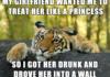 Treat your girl like a princess faggots!