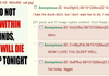 4chan, they love their mothers.