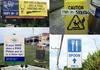 Fuck signs