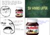 fucking nutella