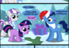 A present for Twilight. by *Coltsteelsta