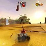 Crash Team Racing looks gorgeous