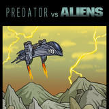 Alien vs Sex Predator