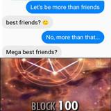 The dragon block