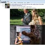 Virgin Husband vs Chad Chewbacca