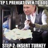 From Putin with love
