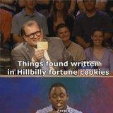 FJ needs more Whose Line is it Anyway.