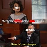 Thank Jesus