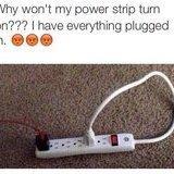 Power Strip Problems