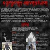 CYOA Spooky Adventure