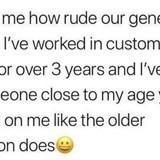 Rude Generations